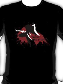 Katarina Violence Solves Everything T-Shirt