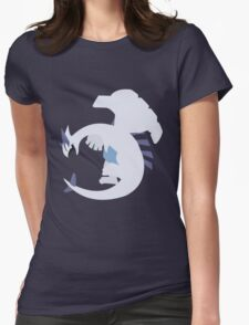 Lugia Womens Fitted T-Shirt
