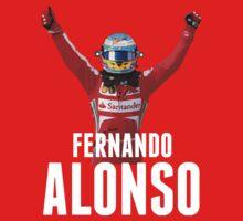Fernando Alonso - Ferrari - Victory by Seb0u