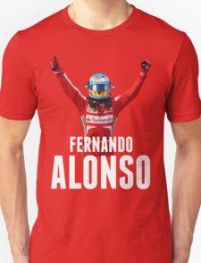Fernando Alonso - Ferrari - Victory T-Shirt