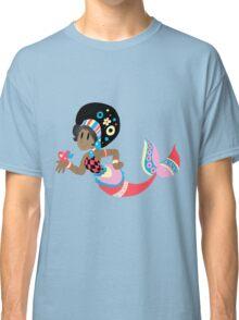 Cute Pretty Mermaid Classic T-Shirt