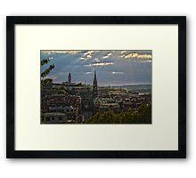 Gothenburg Cathedral Framed Print