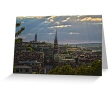 Gothenburg Cathedral Greeting Card