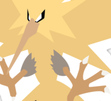 Zapdos Sticker