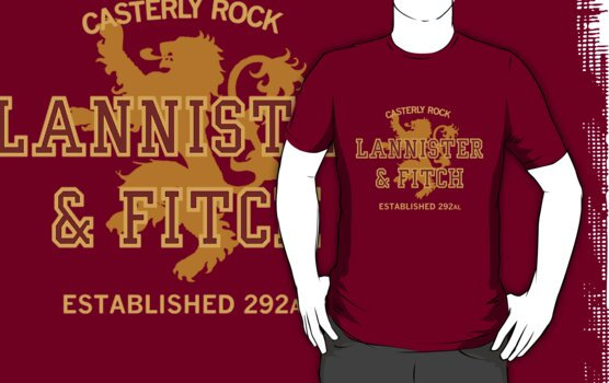 Lannister & Fitch by That1Guy