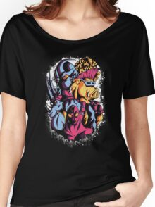 The Mean Team Women's Relaxed Fit T-Shirt