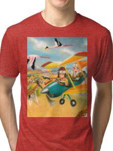 Africa Tri-blend T-Shirt