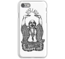 Just Laugh Buddha iPhone Case/Skin