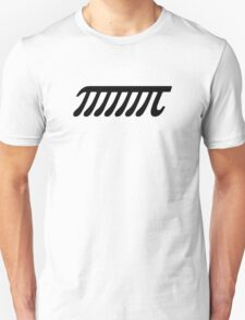 Maths - Octopi Unisex T-Shirt