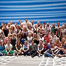 Mamma Mia London Cast Photo by Darren Bell