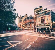 Dame Street, Dublin by Alessio Michelini