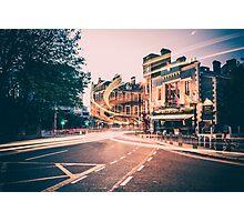 Dame Street, Dublin Photographic Print