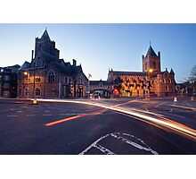 Christ Church, Dublin Photographic Print