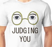 TJ Eckleburg is Judging YOU! Unisex T-Shirt