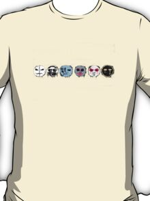 Hollywood Undead Icons T-Shirt