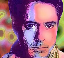 Robert Downey, Jr-2 by OTIS PORRITT