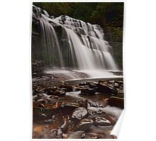 The Left Side of Liffey Falls Poster