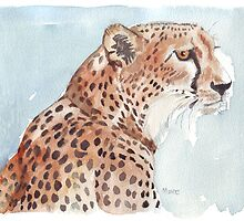 Cheetah by Maree  Clarkson