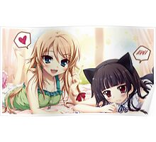 Kawaii Anime Girls ♥  Poster