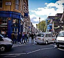 Bow Street London by SirInkman