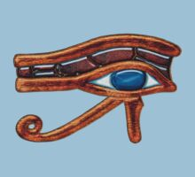 Eye of Ra T-Shirt by Walter Colvin