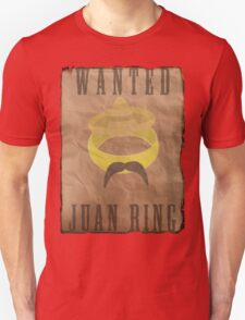 Lord of The Rings Parody - The Juan Ring T-Shirt