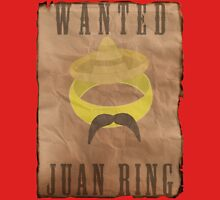 Lord of The Rings Parody - The Juan Ring Unisex T-Shirt