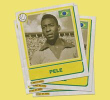 Pele Sticker by EatMyGoal