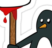 Penguin's Revenge Sticker