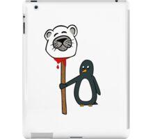 Penguin's Revenge iPad Case/Skin