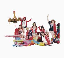 Girls Generation - I Got A Boy Group by Jason Mejia