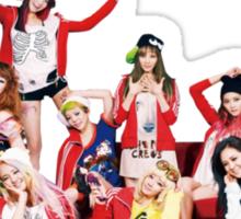 Girls Generation - I Got A Boy Group Sticker
