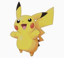 Pikachu xo Kids Clothes