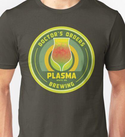 Doctor's Orders Brewing Plasma Unisex T-Shirt
