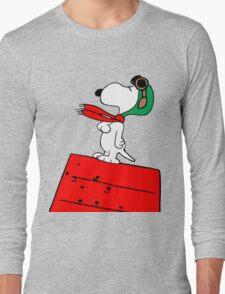 Baron Snoopy Long Sleeve T-Shirt