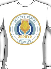 Doctor's Orders Brewing Zephyr T-Shirt