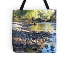 Gloucester Riverbank Tote Bag