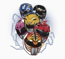 Morphin Time! Kids Clothes