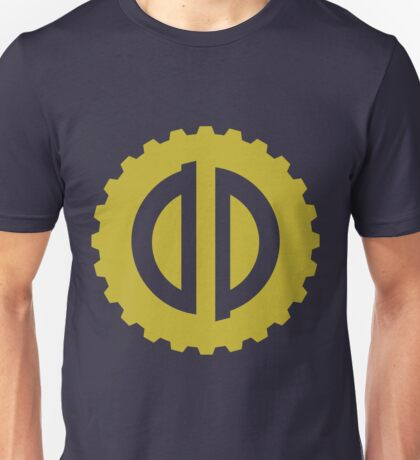 Dieselpunk Gear Unisex T-Shirt