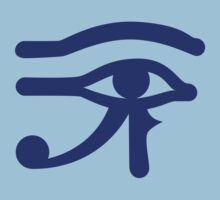 Eye of Horus by johnpicha