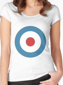 RAF WW1 Women's Fitted Scoop T-Shirt