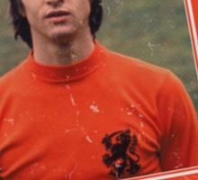 Cruyff Sticker