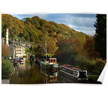Hebden Bridge Poster