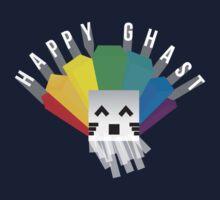 Happy Ghast :) Kids Tee