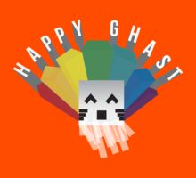 Happy Ghast :) Kids Clothes