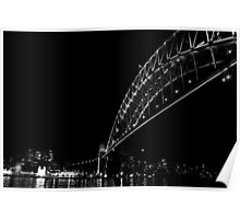 Harbour Bridge, Sydney (2) Poster
