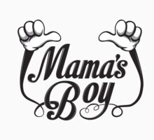 Mama's Boy Kids Clothes