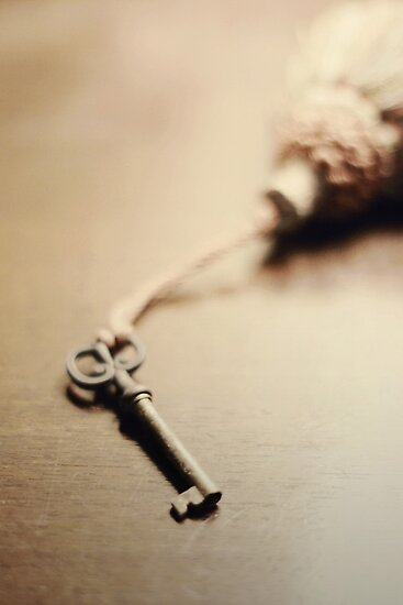 The Key... by Trish Mistric