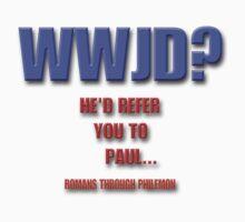 WWJD by DeNuni