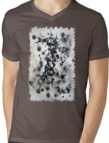 Winter Warrior Mens V-Neck T-Shirt